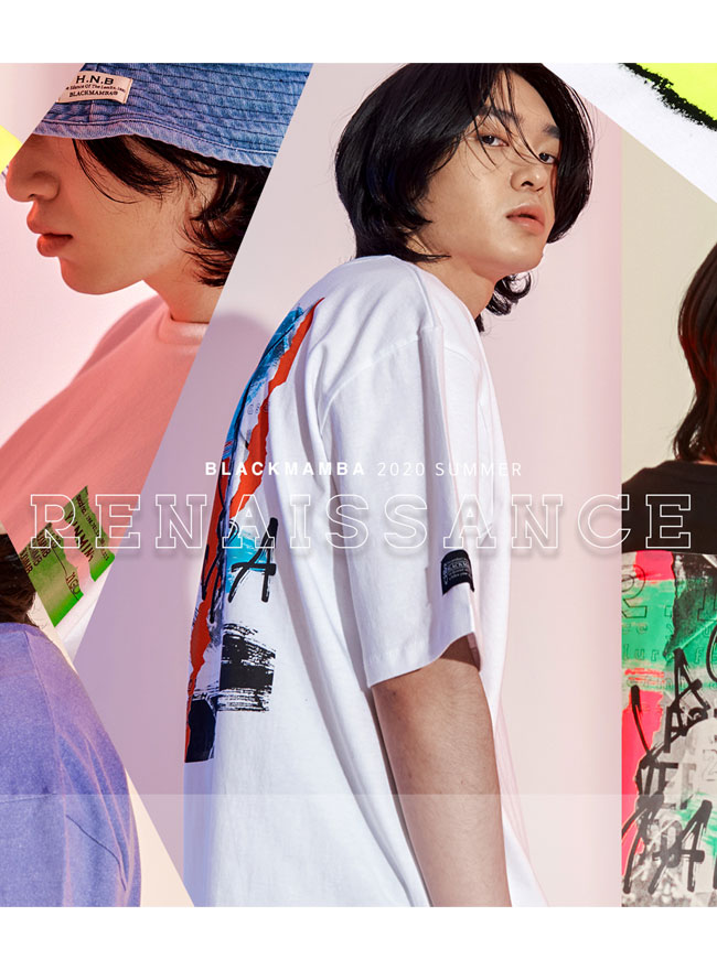 블랙맘바 BLACKMAMBA 2020_S/S part.1