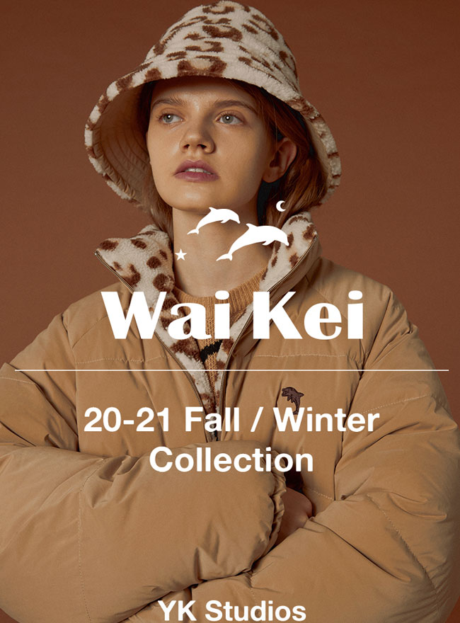 WaiKei 20 F/W Main Collection