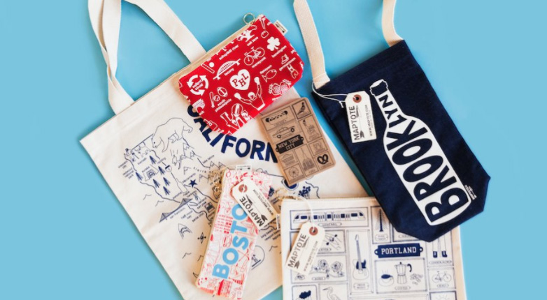 MAP TOTE