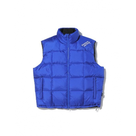 DIA-SP Sport Down Vest Blue / 디네댓 패딩 베스트