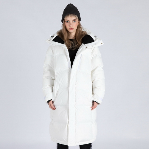 WOMENs KIMBERLEY RDS DUCKDOWN PARKA (WHITE)