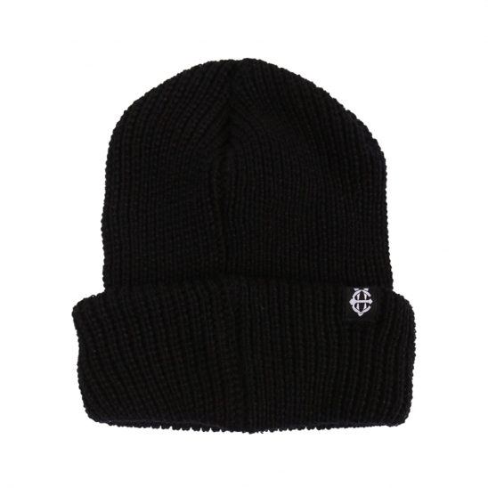 [에잇볼륨]EV Plain Pop Beanie (Navy)