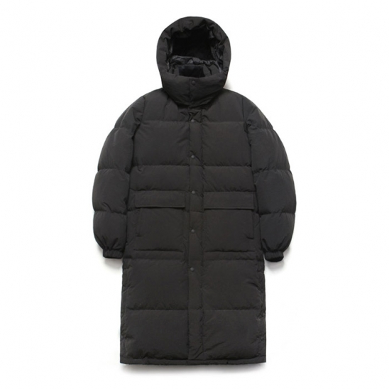 Duck Down Bench Parka_Black