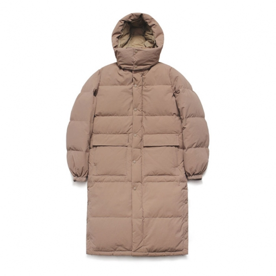 Duck Down Bench Parka_Emperador