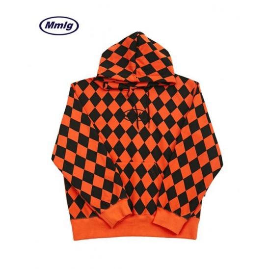 [MMLG] ARGAYLE MMLG HOOD ORANGE / 스웻후드 후디