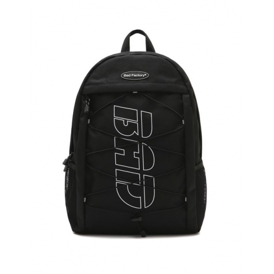 배드팩토리 BAD FACTORY RACING LOGO BACKPACK 블랙