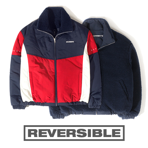 HT Old Track Reversible JK (Red)