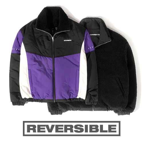 HT Old Track Reversible JK (Purple)