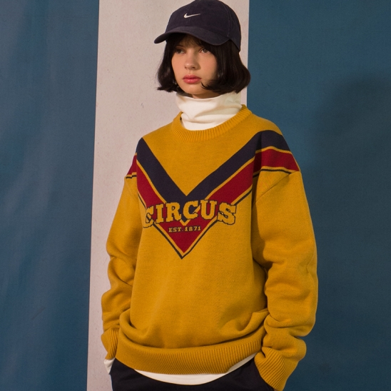 Finale Sweater(YELLOW)