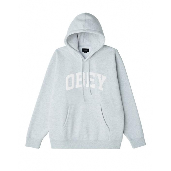 COLLEGIATE HOOD ASH GREY