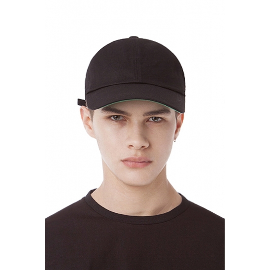 BLACK LINE - ZICO SSO FANXY BALL CAP (black)