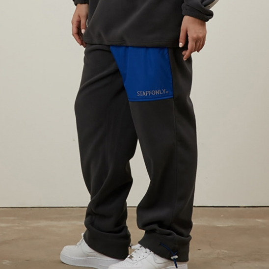 FLEECE PANTS(GRAY)