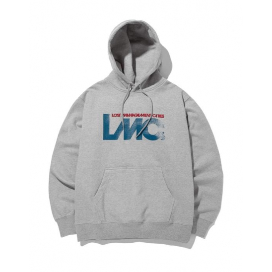 LMC AVANT HOODIE heather gray
