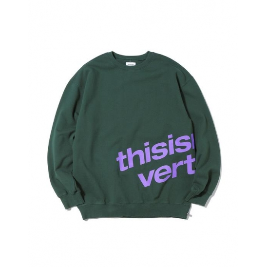DIA-SP Crewneck Forest