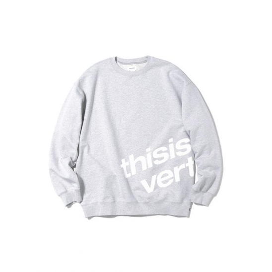 DIA-SP Crewneck Grey