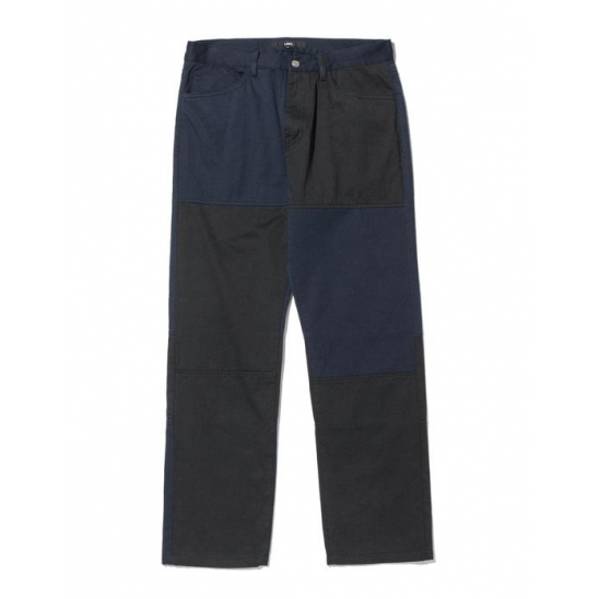 LMC STANDARD COLOR BLOCK PANTS black