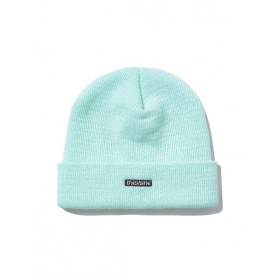 HSP Short Beanie Mint
