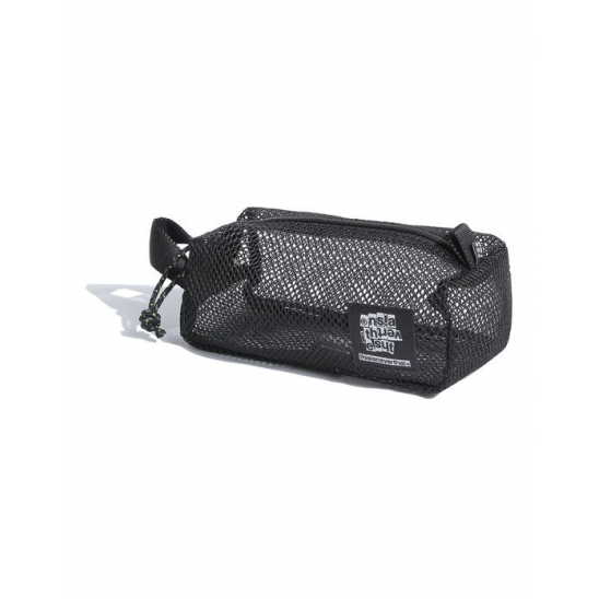 Mesh Box Pouch Black