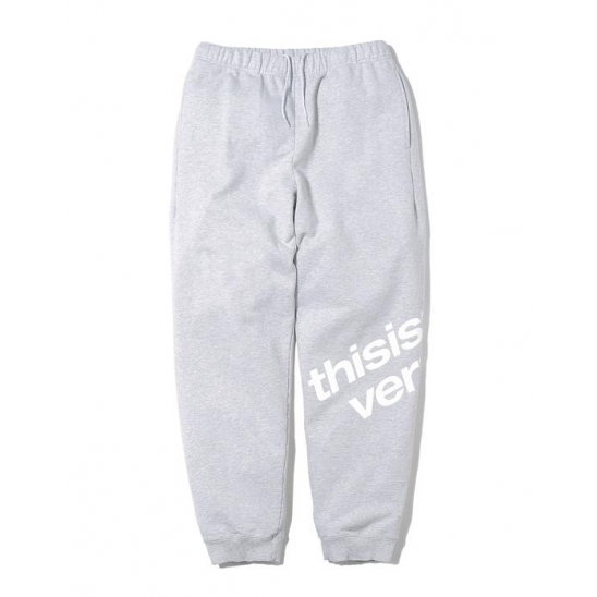 DIA-SP Sweatpant Grey