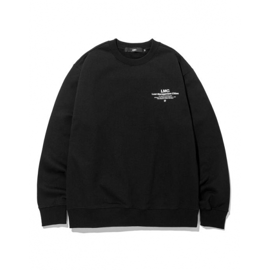 LMC INFLUENCER SWEATSHIRT black