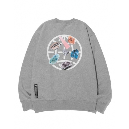 LMC AMETHYST SWEATSHIRT heather gray