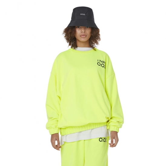 MEN_I HAVE OOD MTM (NEON YELLOW)