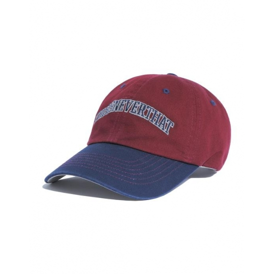 ARC-Logo Cap Burgundy