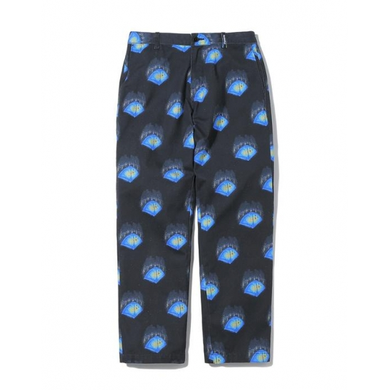 Blue Tepee Pant Black
