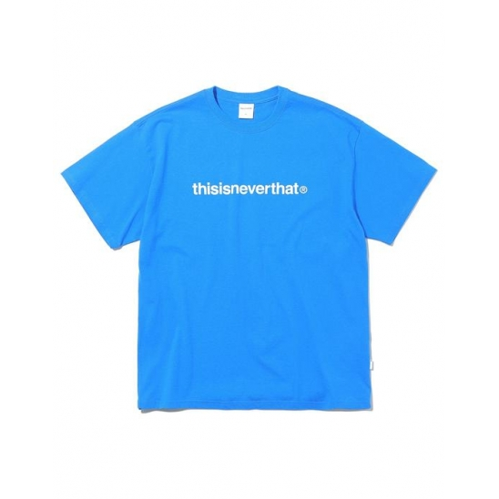 T-Logo Tee Light Blue