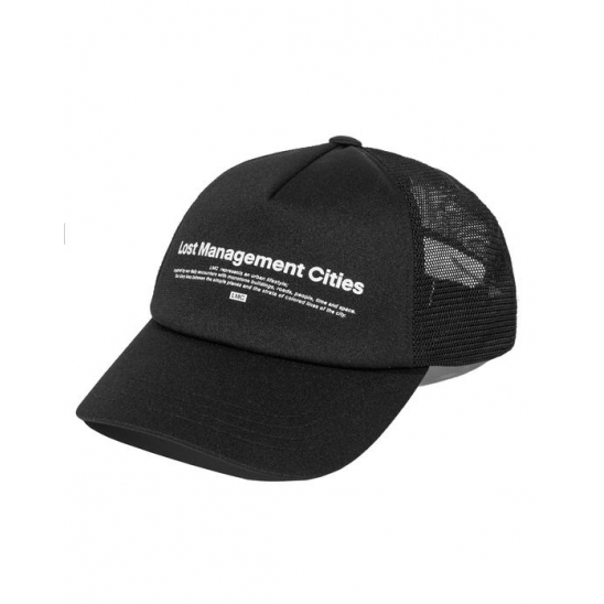LMC MESH BALL CAP black