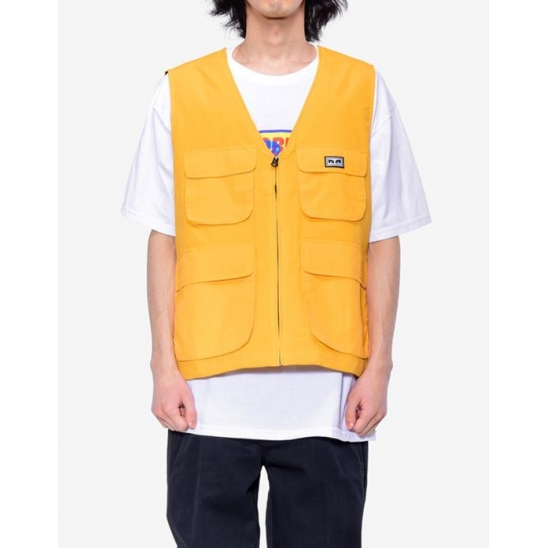 CEREMONY TECHNICAL VEST ENERGY YELLOW