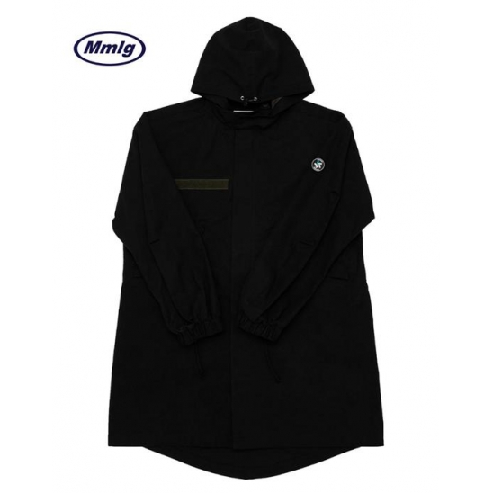 [Mmlg] WEATHERABLE PARKA (BLACK)