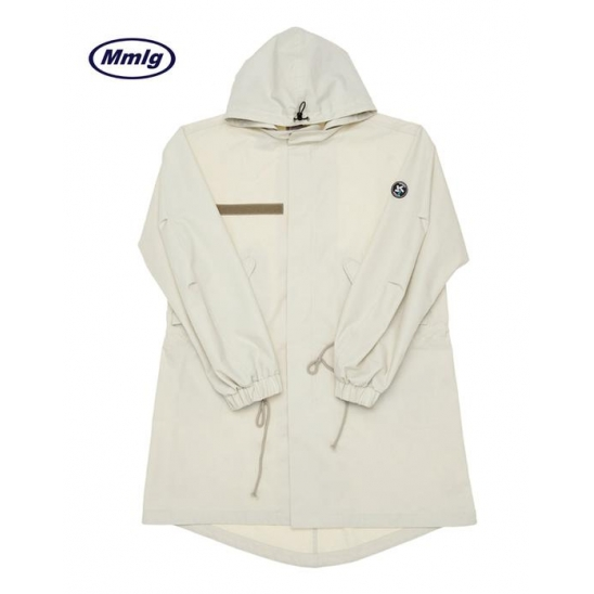 [Mmlg] WEATHERABLE PARKA (IVORY)