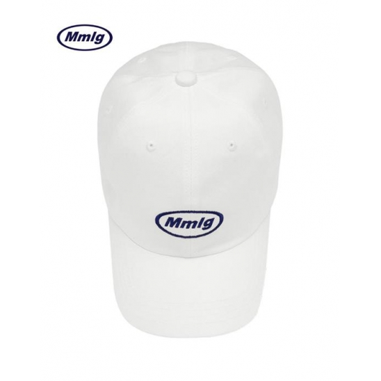 [Mmlg] MMLG BALL CAP (WHITE)