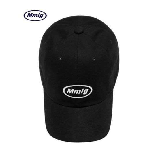 [Mmlg] MMLG BALL CAP (BLACK)