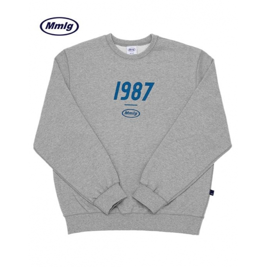 [MMLG] 1987 MMLG SWEAT (GREY)