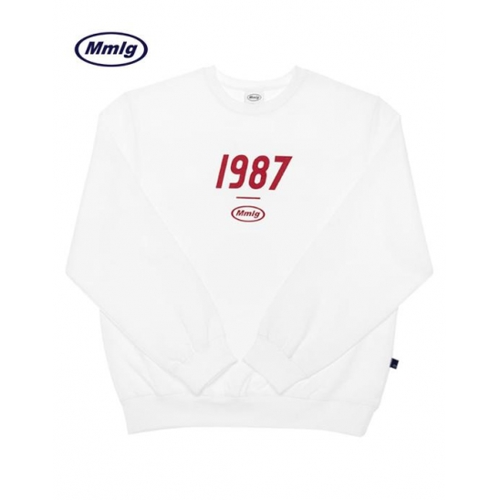 [MMLG] 1987 MMLG SWEAT (WHITE)