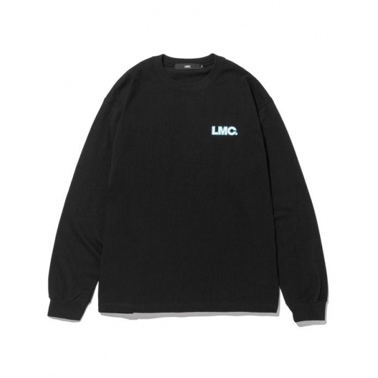 LMC EDGE LONG SLV TEE black