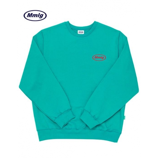 [Mmlg] MMLG SWEAT (EMERALD GREEN)