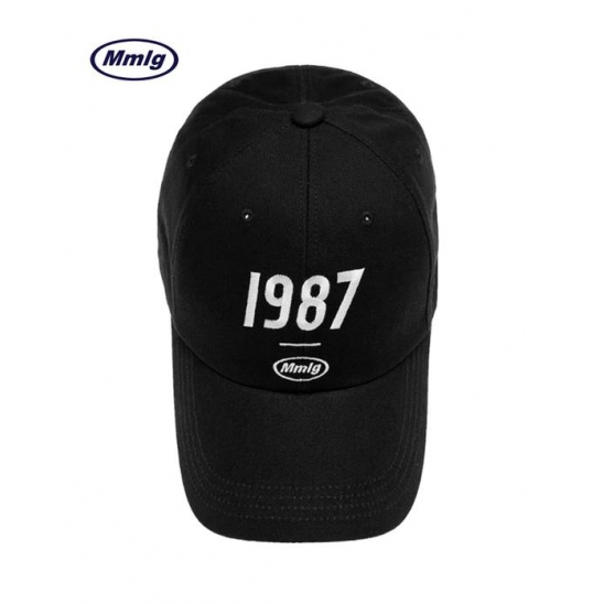 [Mmlg] 1987 MMLG BALL CAP (BLACK)