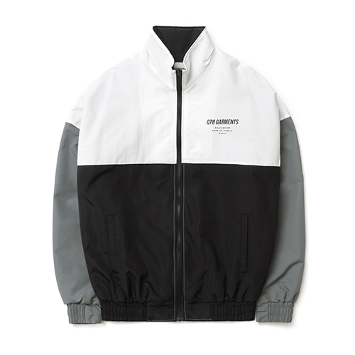 KP New Track Jacket (Ivory)