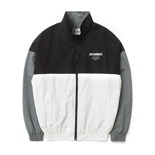 KP New Track Jacket (Black)