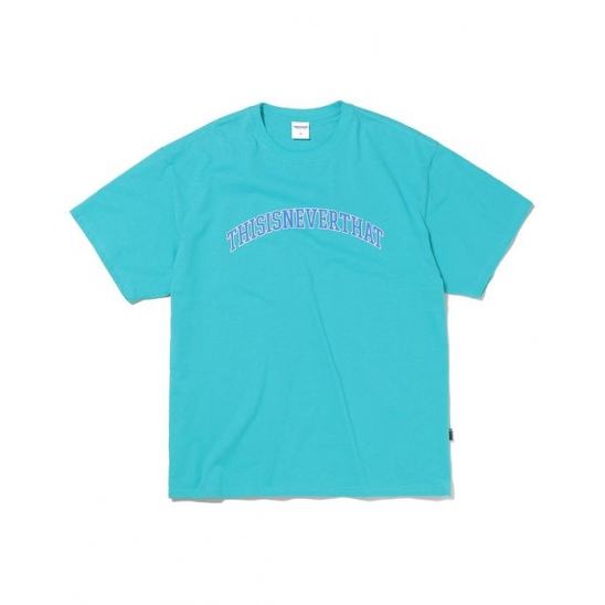 ARC Logo Tee Blue Green