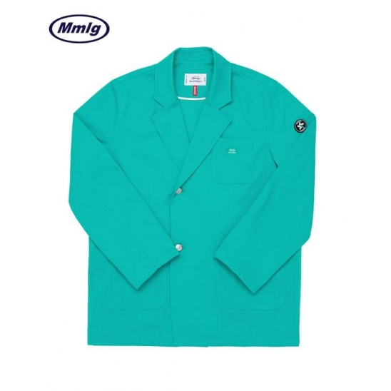 [Mmlg] STANDARD JACKET (EMERALD GREEN)