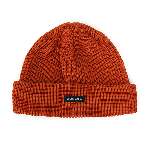 BEANIE / AERO FIT / D ORANGE