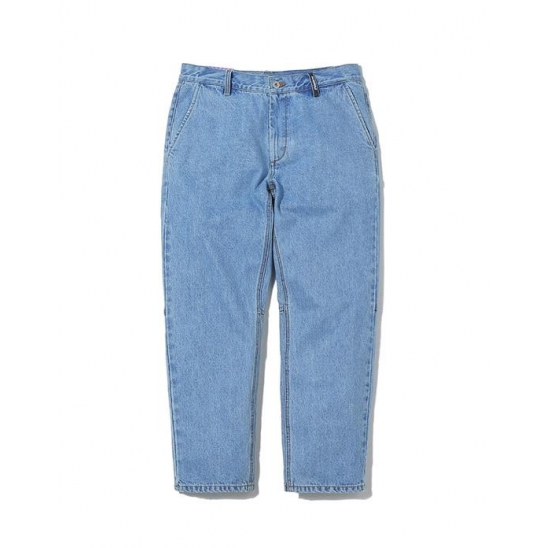 Cropped Jean Light Blue