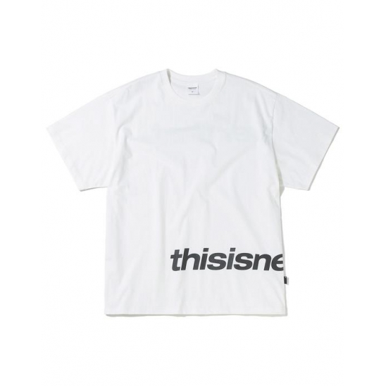 HSP Logo Tee White