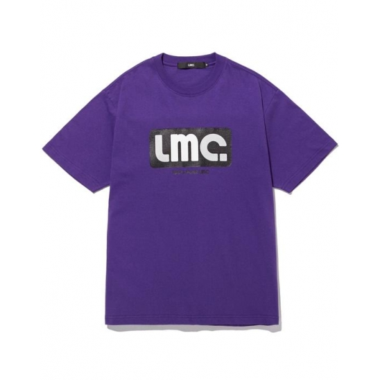 LMC PILL TEE purple