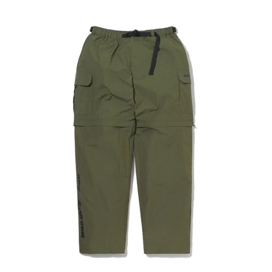 Zipped Fishing Pant Olive
