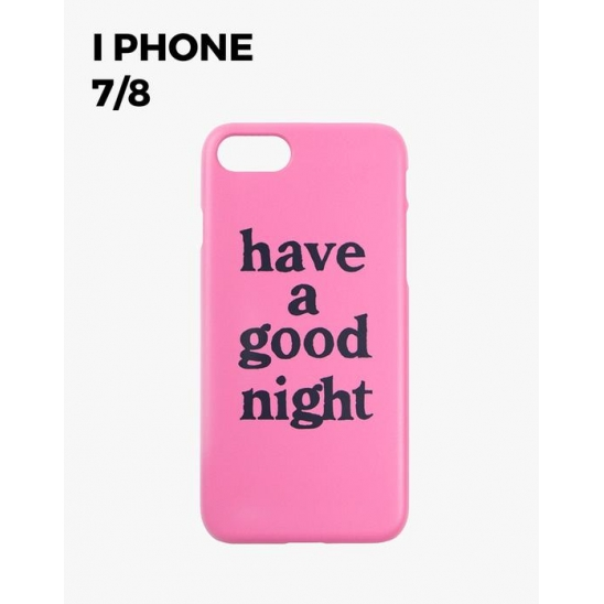 have a good night iPhone Case 7/8 - PINK